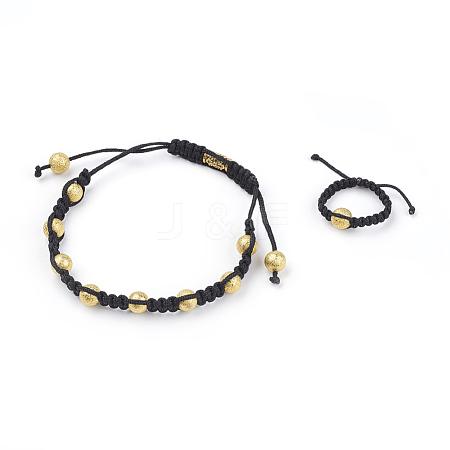 Fashion Jewelry SetsSJEW-JS00091-01-1