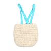 Cute Handmade Crochet Baby Hat Costume Photography PropsAJEW-R030-14-4