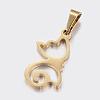 304 Stainless Steel Jewelry SetsSJEW-H126-11-2