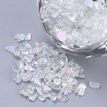 Transparent Glass Seed Beads SEED-Q029-B-01