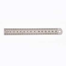 Stainless Steel Ruler TOOL-L004-05A