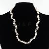 Pearl Jewelry SetsSJEW-R034-04-2