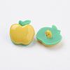 Acrylic Shank ButtonsX-BUTT-E020-B-06-2