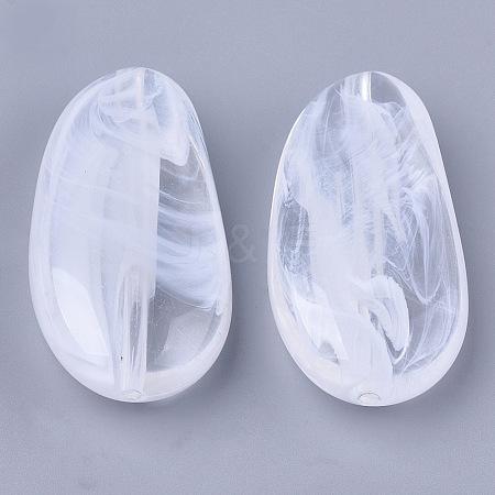 Acrylic BeadsOACR-T006-082-1