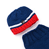 Crochet Baby Beanie CostumeAJEW-R030-46-3