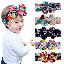 Elastic Baby Headbands for Girls OHAR-Q074-M