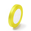 Satin Ribbon for Hairbow DIY Party DecorationX-RC10mmY015-1