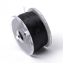Special Coated Polyester Beading Threads for Seed Beads OCOR-R038-12