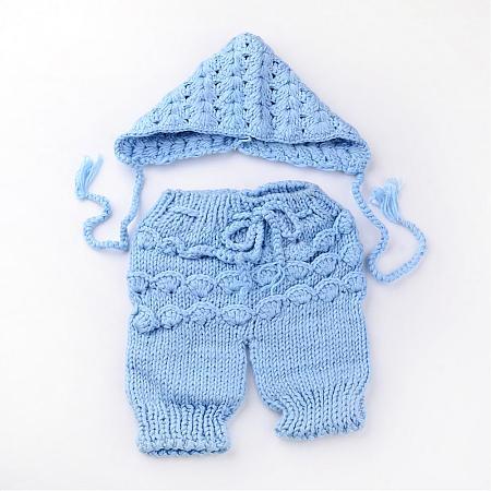 Crochet Baby Beanie CostumeAJEW-R030-55-1