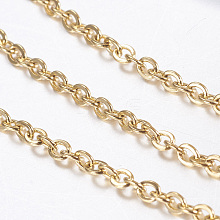 304 Stainless Steel Rolo Chains CHS-F131-03G