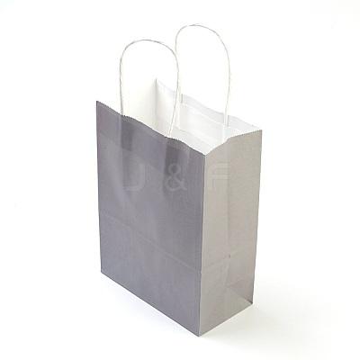 Pure Color Kraft Paper BagsAJEW-G020-C-07-1