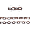 Brass Cable ChainsCHC034Y-R-1