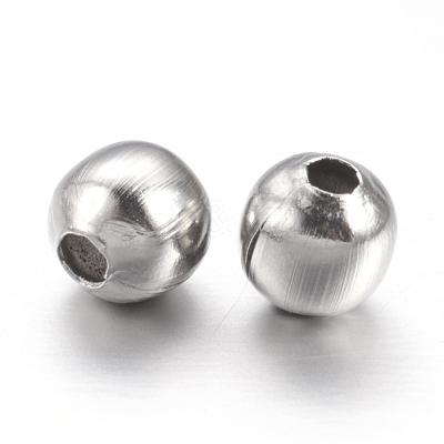 304 Stainless Steel Spacer BeadsSTAS-I020-07-1