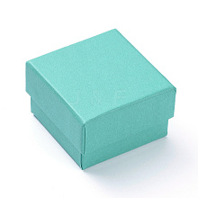 Cardboard Gift Box Jewelry Set Boxes CBOX-F004-05A