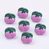 Acrylic Shank ButtonsX-BUTT-E092-02-1