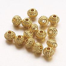Tibetan Style Alloy Spacer Beads X-LF0471Y-NFG