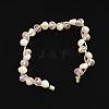 Pearl Jewelry SetsSJEW-R034-04-5