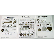 Free Jewelry Findings Sample Cards JFSC