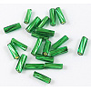 Glass Twist Bugles Seed Beads TTSDB6MM27-1