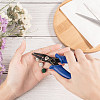 Carbon Steel Jewelry Pliers for Jewelry Making SuppliesPT-S015-6
