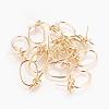 Brass Stud Earring FindingsKK-F784-04G-NF-1