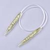 PVC Wire PC Circular Knitting NeedlesX-TOOL-T006-15-2