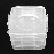 Plastic Bead Containers CON-S034