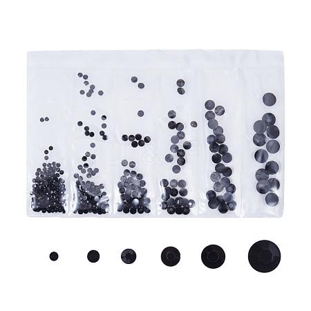 Resin Rhinestone Nail Art Decoration AccessoriesMRMJ-S017-002H-1