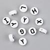 Opaque Acrylic BeadsSACR-T338-11A-1