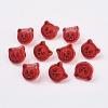Acrylic Shank ButtonsX-BUTT-E005-A-04-1