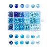 Baking Painted Glass BeadsDGLA-JP0001-27-B-1