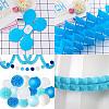 3m Clover Paper Pull FlowersAJEW-PH0016-09-3