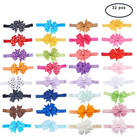 Elastic Baby Headbands for GirlsOHAR-PH0001-02-1