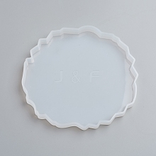 Silicone Cup Mat Molds DIY-G017-A09