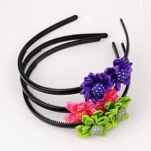 Plastic Hair Bands OHAR-JH00003