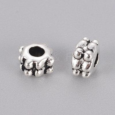 Tibetan Silver BeadsLF0716Y-1