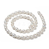 Natural Cultured Freshwater Pearl Beads StrandsPEAR-T001-06C-2