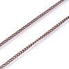 Brass Twisted ChainsCHC010Y-R-2