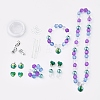 Fairy Tale Theme DIY Jewelry Set Making DIY-JP0003-78-2