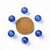 Transparent Acrylic BeadsMACR-S370-A8mm-751-3