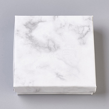 Paper Cardboard Jewelry Boxes CBOX-E012-02A