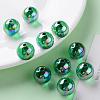 Transparent Acrylic BeadsMACR-S370-B16mm-735-6