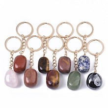 Gemstone Keychain KEYC-R031-01