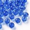 Transparent Acrylic BeadsMACR-S370-A8mm-751-1