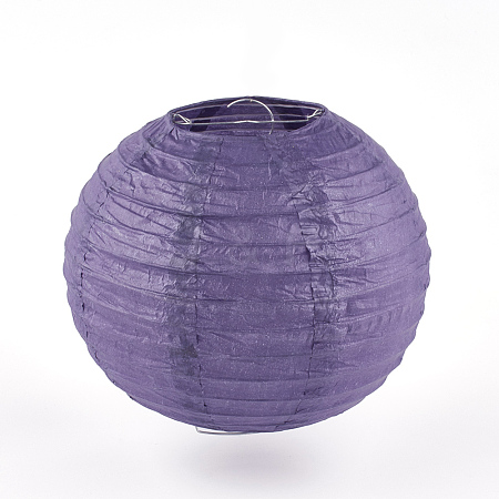 Paper Ball LanternX-AJEW-S070-01B-02-1