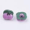 Acrylic Shank ButtonsX-BUTT-E092-02-2