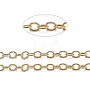 Brass Cable ChainsCHC-CHC034Y-G-NF-1